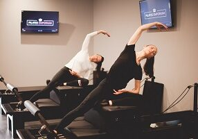 Pilates workout samford bardon